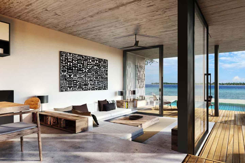 2-Bedroom Villa Gili Meno